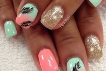 Nail Designs / Cause i'm a nail freak! ( : Let me paint your nails !!  / by Ellie Bartlett