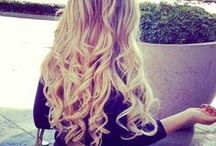 Gorgeous Hairstyles / I love long hair ! : ) What's your fav hair style? / by Ellie Bartlett
