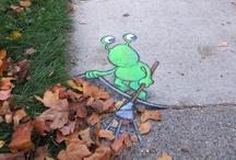 Street Art / by Katie Herron