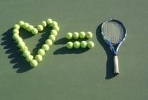 Tennis Love / by HealthyTravelMag