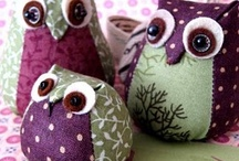 Crafts - Owls