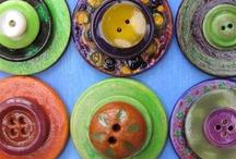 Crafts - Buttons Buttons