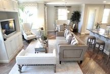 Home Ideas / by Janelle Brawner