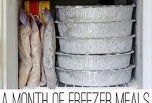 Food - Freezer Meal