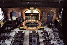 Restaurant Design / by Heidi Wilson
