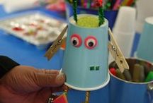 VBS crafts