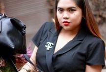 OOTD: Blazer Dress Feb 3-2014 / http://www.themilanomode.com/2014/02/heathers.html