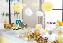 Baby Showers + Kids Parties / What other events can you have more fun?  Baby showers and kids parties almost always happen at home and we love seeing how people decorate their spaces for these events and gatherings. / by Belfort Furniture