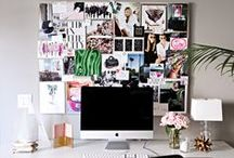 Home Office Inspiration / by Heidi Wilson