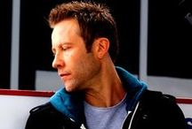 Michael Rosenbaum / Where is he now? Smallville's Lex Luthor is now starring in a dark comedy called Impastor on the TV Land Channel. Season 2 premieres July 13!  Catch up on IMPASTOR season one on tvland.com and on demand.