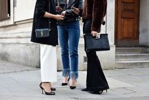 2015 sept fashionweek street style / by FiFi