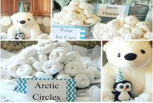 Party - Winter baby shower