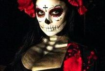 Day of the Dead/Día de los Muertos / Everything about this beautiful celebration that honors those who've passed away. Day of the Dead or Día de los Muertos is celebrated on Nov. 1 and 2 in Mexico and other Latin American countries.