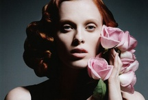 #The Ghost Who Walks / model/singer/songwriter Karen Elson / by Abigail Youngblood