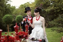 #Alice In Wonderland Wedding / by Abigail Youngblood