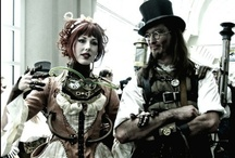 #Steampunk Wedding / by Abigail Youngblood