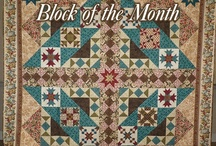 Quilt fabric and patterns and ideas / Everything I love about making quilts. / by Dianah Edmon Zehetner