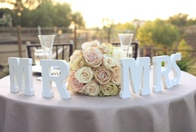 Future wedding decor & ideas / by Whitney Schaff