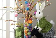 Easter crafts and Food/Desserts / by April Richardson