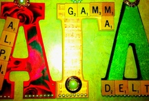 Alpha Gam! / by Lindsey Powell
