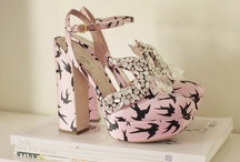 #Shoes Are A Girls Best Friend! / by Abigail Youngblood