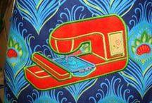 Machine Embroidery Designs / by Terri Hanson