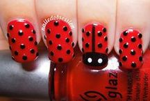 Nails? Finger Nails Really? / Decorated Fingernails.....Wow!! / by Susan Robbins Mauriello