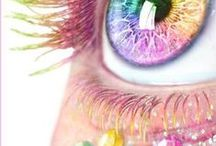 My Eyes See Pastel!! / All Pastel Color Items / by Susan Robbins Mauriello