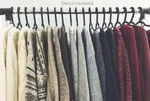 Fashion / Clothes / by Johanna Severson