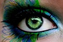 My Eyes See Blue & Green / Yet, Another Beautiful Color Combination. / by Susan Robbins Mauriello