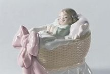 Lladro Love / I adore my Lladro's and love collecting them. / by Susan Robbins Mauriello
