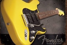 guitars / by Christopher Marcum