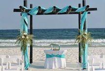 The Beach Wedding / by Susan Robbins Mauriello