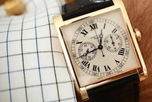 Watch for him / i like watches and here you can find a collection of only best watches / by Maximo Di Notte follow me