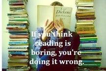 Books! / by Jennifer Sandoval
