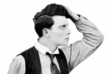 #Buster Keaton A.K.A My Soul Mate / by Abigail Youngblood