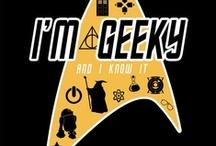 ↯↯↯ Geek ↯↯↯ / as a geek I love geekery