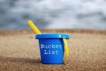 Bucket List - To Do's / by Britney Casey