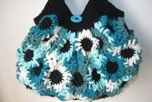 Crochet Bags, Purses, Cellphone / by Meladora's Creations