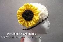 Crochet Flowers / by Meladora's Creations