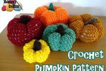 Halloween Crochet / Free Halloween crochet pattern links