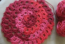 Crochet Motifs & Bows / by Meladora's Creations