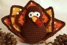 Thanksgiving Crochet / by Meladora's Creations