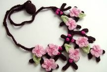 Crochet Jewelry / by Meladora's Creations