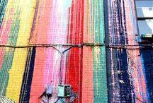 Colour Palettes / Various Colour Boards