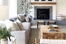 Living Room Ideas / Living Room Inspiration. Inspiring Living Rooms. Family Rooms. Casual Home Living. Family Friendly Living Rooms. Living Room Decor. Living Room Styling.
