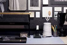 Work Space / by Amelianne McDonnell