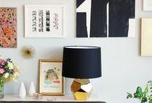Interior Design Inspiration / by Cache