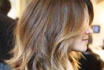 Ny Frisyr / Trött på frippan, ska jag låta det växa ut eller klippa kortare? Ny färg?