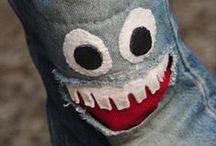 Customise ton Jeans Okaïdi ! / toutes les idées pour customiser ton jeans !